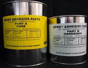 Fibreglass Epoxy Resin
