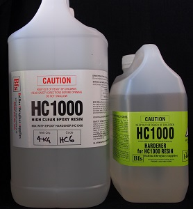 HC1000 High Clear Epoxy
