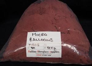 Microballoons
