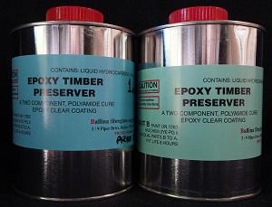 Epoxy Timber Preserver