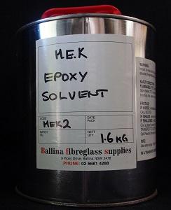 MEK Epoxy Solvent