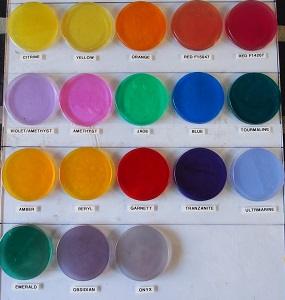 Transparent Pigments